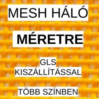 mesh háló méretre